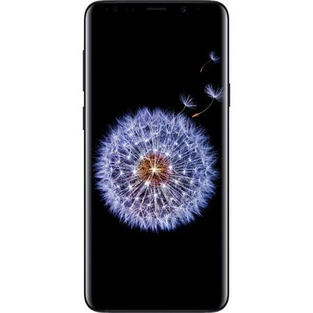Total Wireless Samsung Galaxy S9 Plus LTE Prepaid Smartphone, Black ()