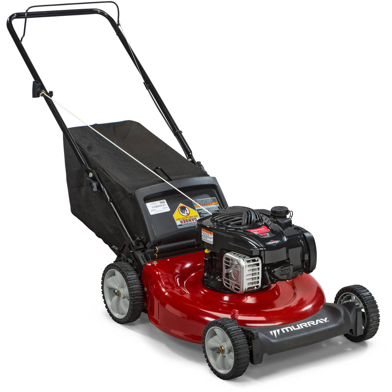 "Murray 140cc 21"" 2-N-1 Push Mower"