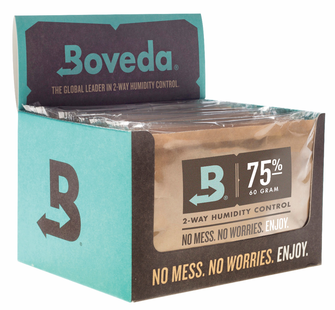 69/% Boveda 60 Gram 2-Way Humidity Control Humidipak Humidifier 6 Packets 1481-6