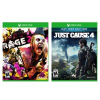 Just Cause 4 and Rage 2 Game Bundle for Xbox One