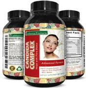 Best Antifungal Supplements - Candida Cleanse Detox Capsules for Men and Women Review