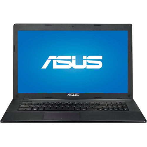 """ASUS Black 17.3"""" X755JA-DS71 Laptop PC with Intel Core i7-4712MQ Haswell Processor, 8GB Memory, 1TB Hard Drive and Windows 8.1  (Eligible for Windows 10 upgrade)"""