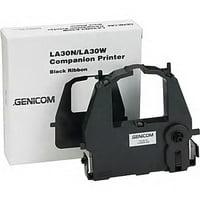 Printronix LA30R-KL Mip360 Long Life Black Ribbon Cartridge