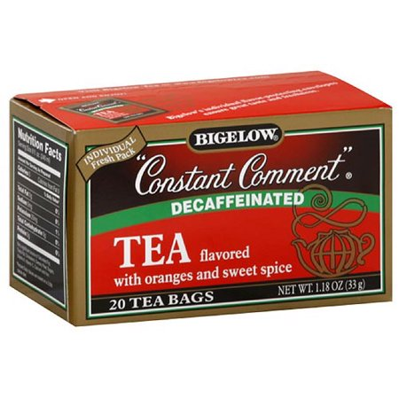 Bigelow tea constant comment