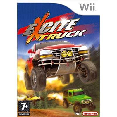 Excite Truck - Nintendo Wii (Best Truck Racing Games)