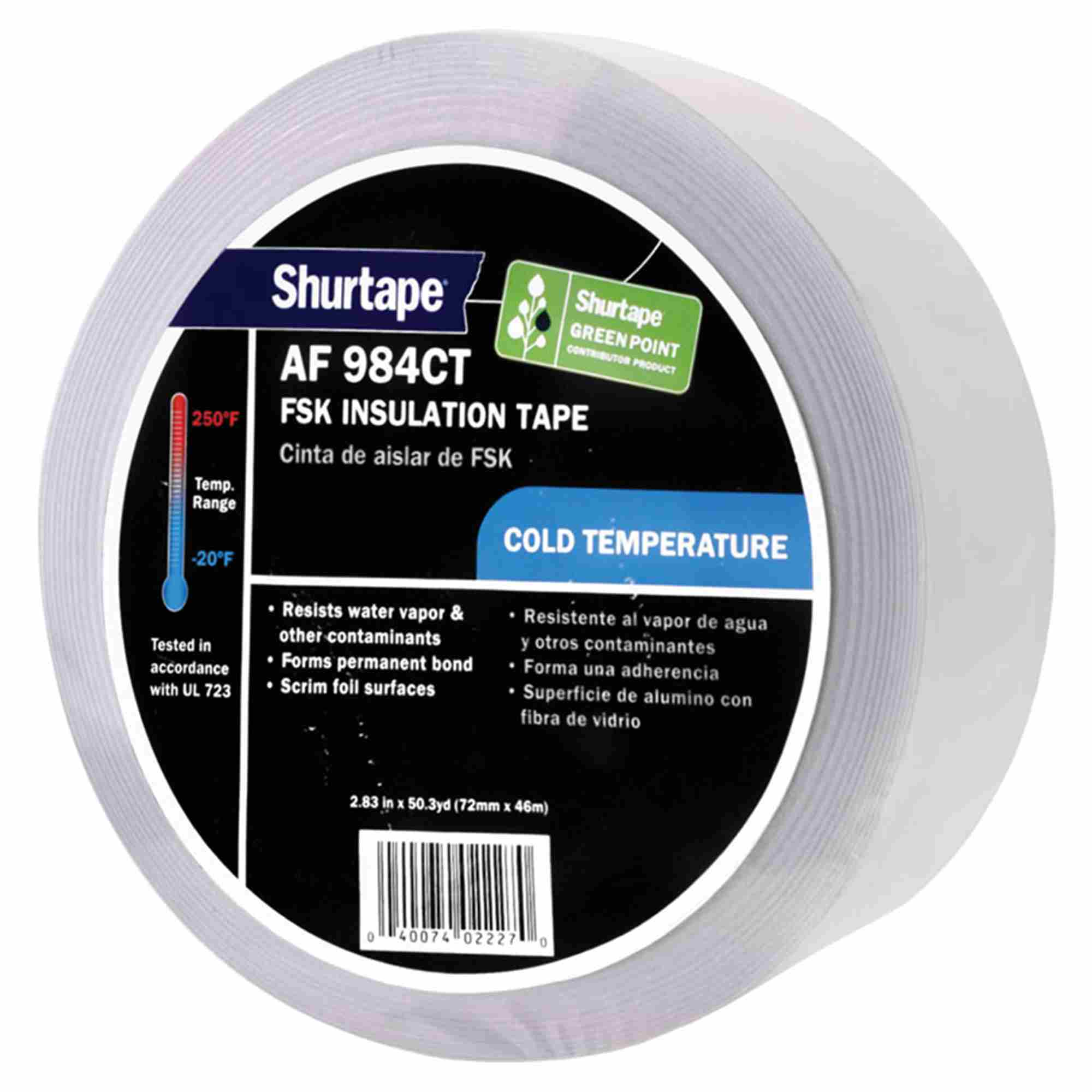 232036 Shurtape Tape  Duct  FKS  Cold