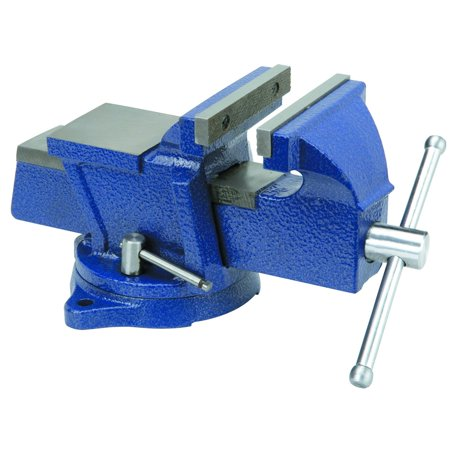 4 in. Swivel Vise with Anvil