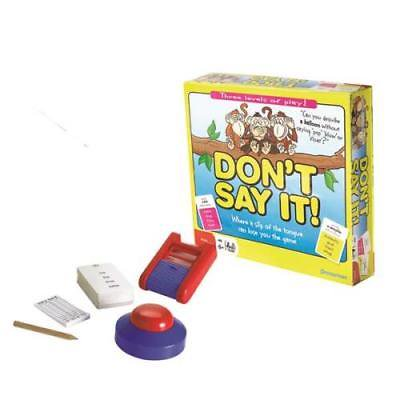 Say It Game (Pressman Don't Say It! Game)