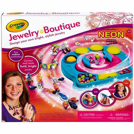Crayola Jewelry Boutique Neon