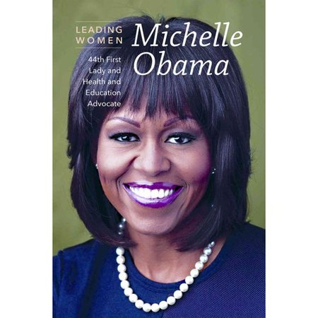 Michelle Obama  44Th First Lady And Health And Education Advocate