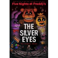 Five Nights at Freddy's: The Silver Eyes (Five Nights at Freddy's Graphic Novel) (Hardcover)