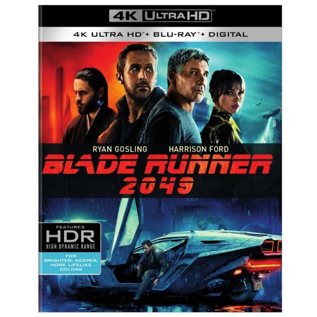 Blade Runner 2049 (4K Ultra HD + Blu-ray +