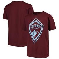 Colorado Rapids Youth Rush to Score T-Shirt - Burgundy