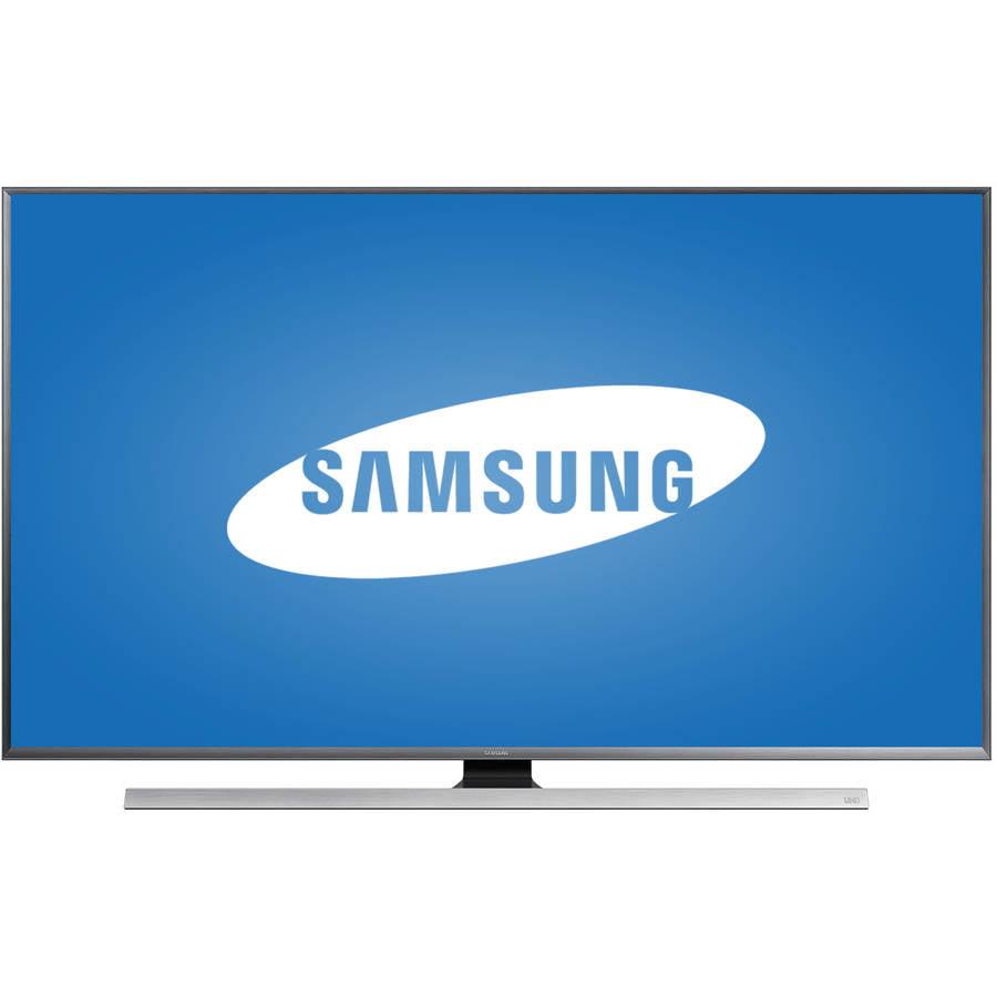 Refurbished Samsung 65 Class  -  4K Ultra HD, 3D, Smart, LED TV  -  2160p, 240Hz (UN65JU7100FXZA)