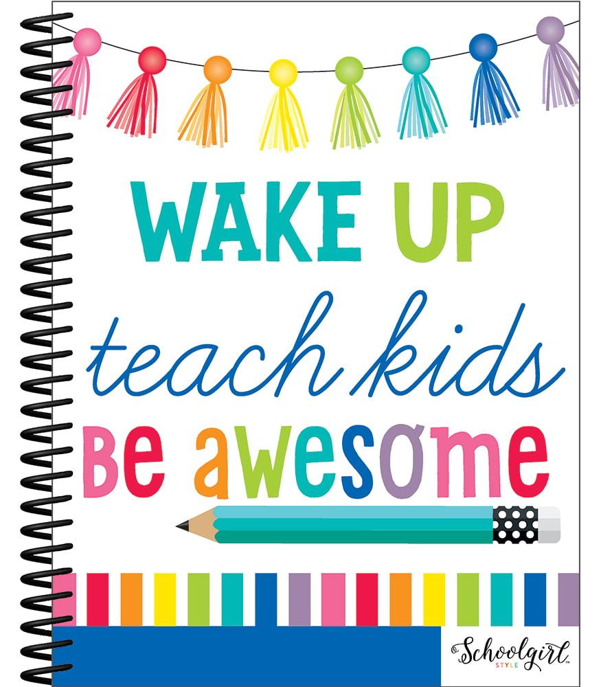 Hello Sunshine Teacher Planner Other Walmart Com Walmart Com