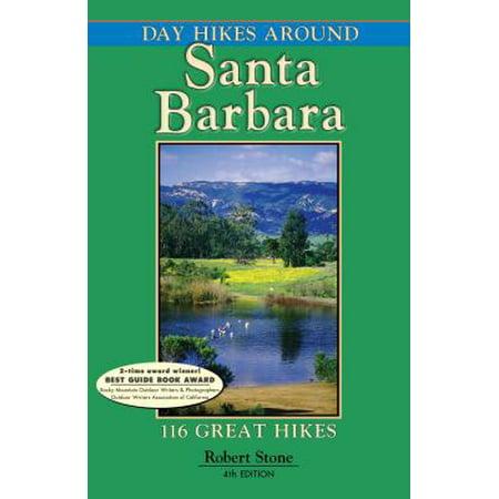 Day Hikes Around Santa Barbara - eBook