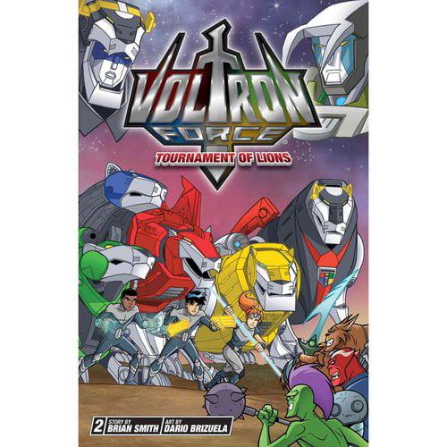 Voltron Force 2: Tournament of Lions