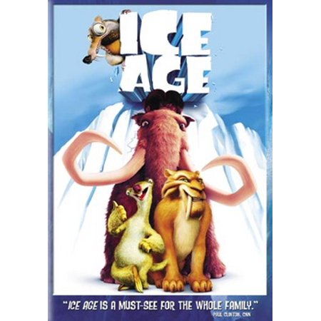 Ice Age (DVD) - Ice Age Halloween Movie