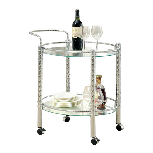 Hokku Designs Aosta Bar Cart by Hokku Designs