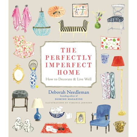 The Perfectly Imperfect Home : How to Decorate and Live - Decorate The Office