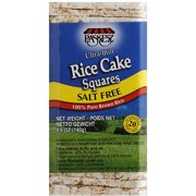Generic Paskesz Salt Free Rice Cake Squares, 4.9