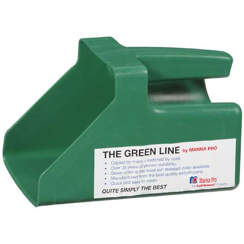 Manna Pro The Green Line: In Green Feed Scoop, 1 Ct