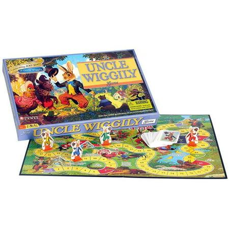 Winning Moves Uncle Wiggily Game](Award Winning Games)