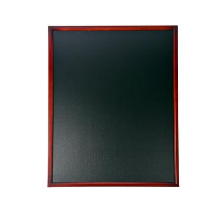 Chalkboard Menu (Signworld Wood Framed Restaurant Chalkboard Menu Board 24