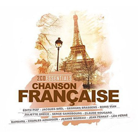 Essentials-Chanson Francaise / Various - Chansons Francaise Halloween