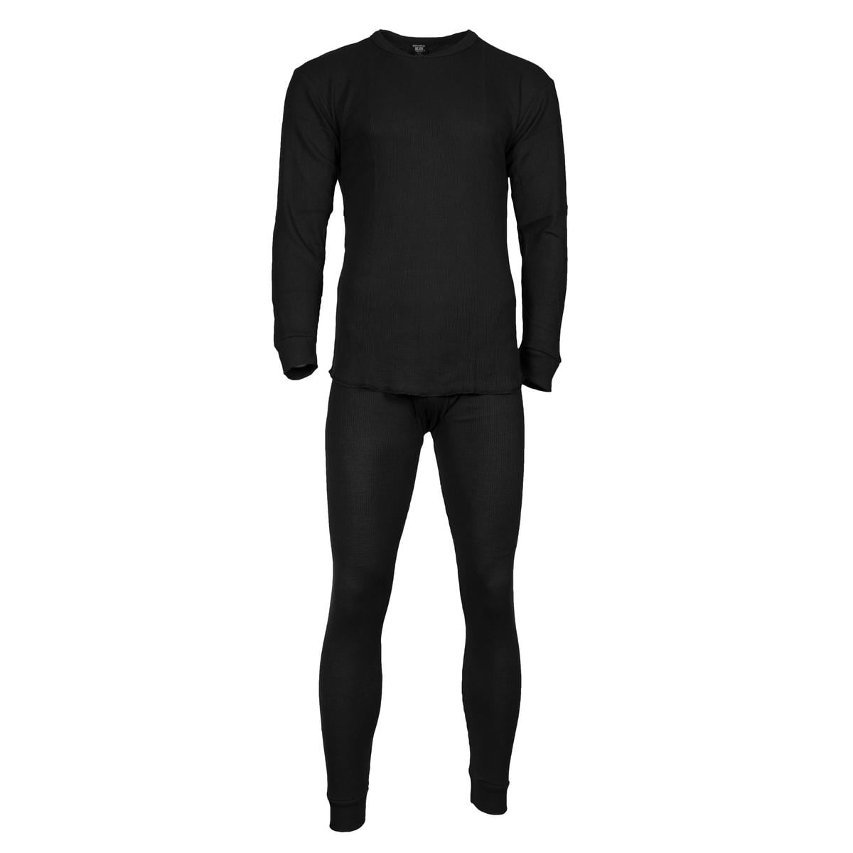 Northwest Blue Mens 2 Piece Performance Thermal Underwear Set by Long Underwear