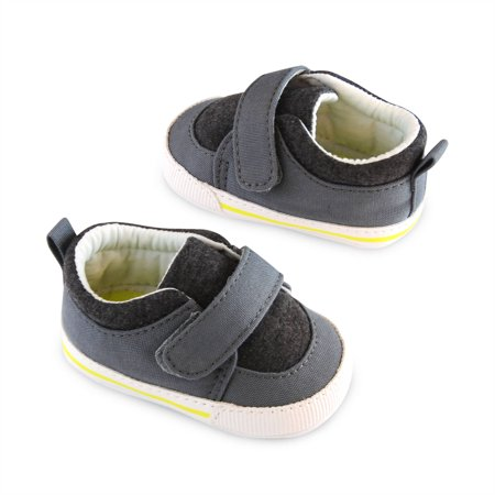 Image of Child of Mine by Carter's Newborn Baby Boys Low Top Sneakers, NB