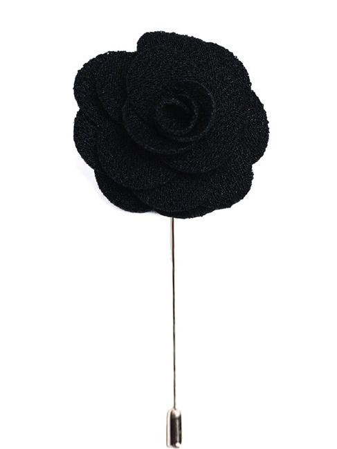 Elie Balleh Men's Lapel Handmade Flower Pin by Overstock