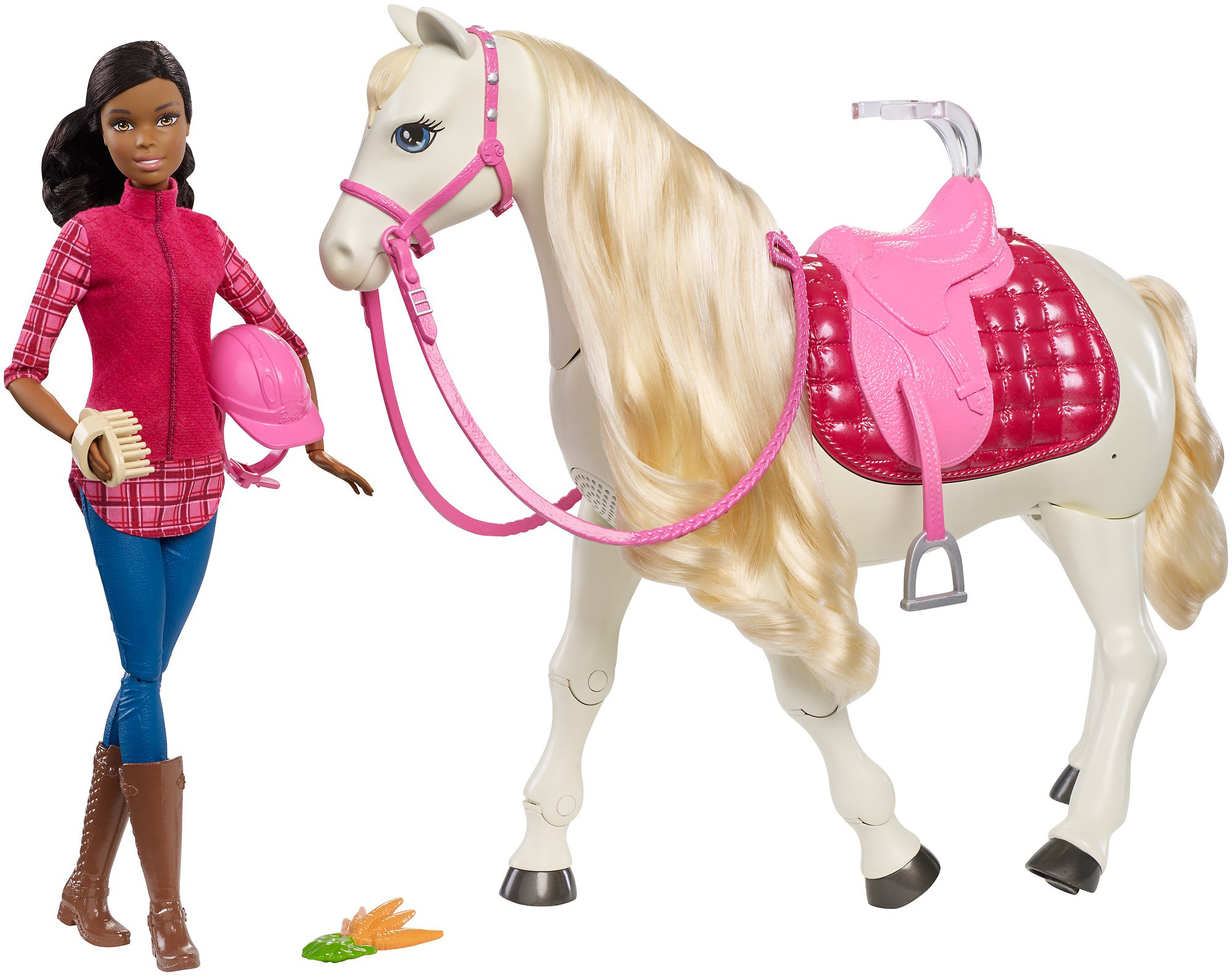 Barbie DreamHorse and Nikki Doll by Mattel