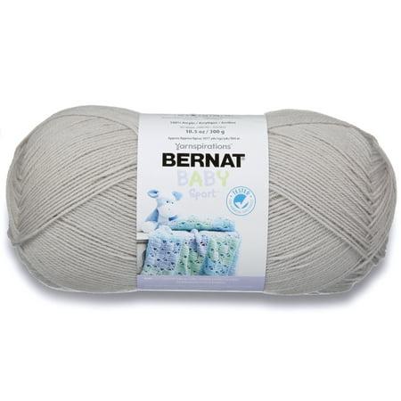 BERNAT BABY SPORT YARN (300G/10.5 OZ), BABY - Baby Yard