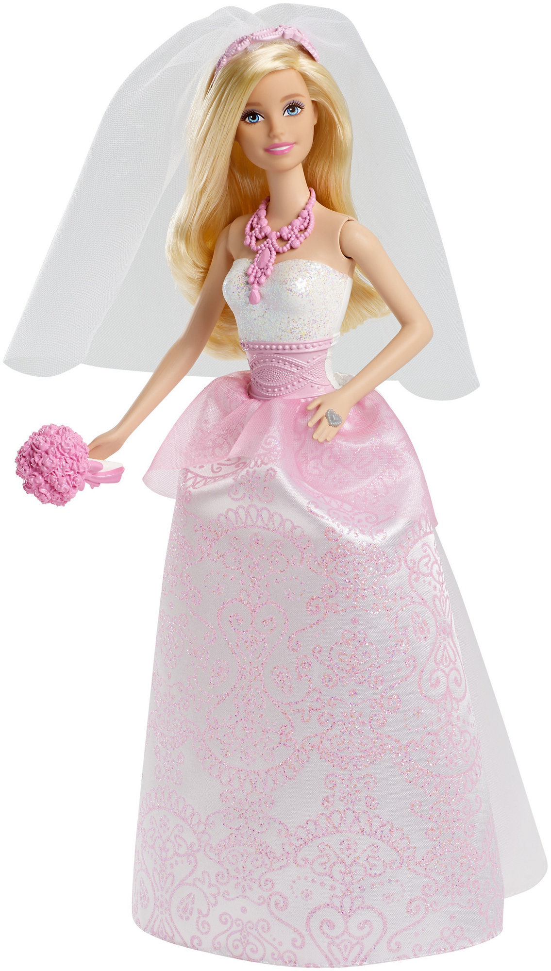Barbie Royal Bride Doll by Mattel