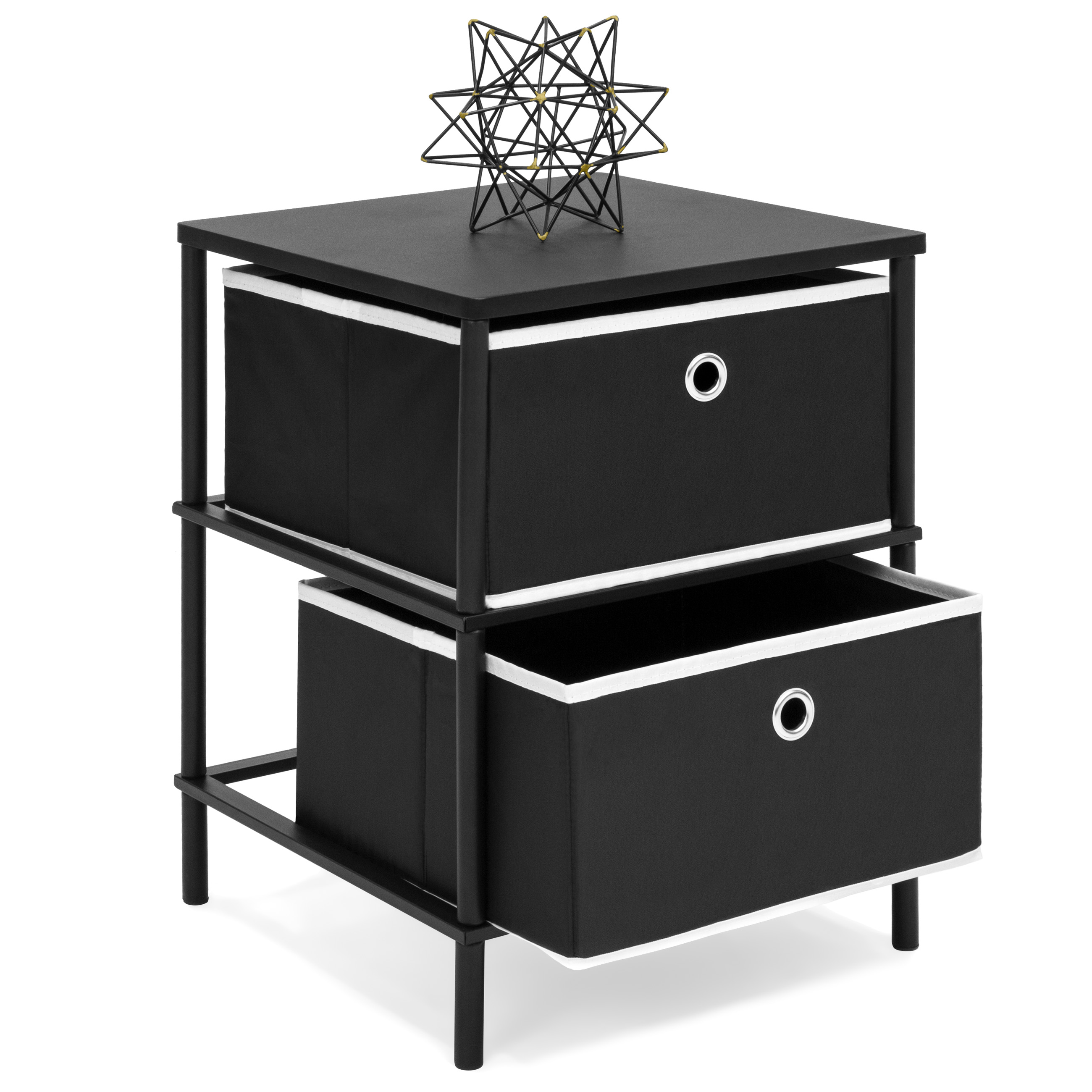 Best Choice Products Bedroom Nightstand End Side Table