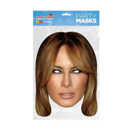 Melania Trump Facemask – Costume Accessory