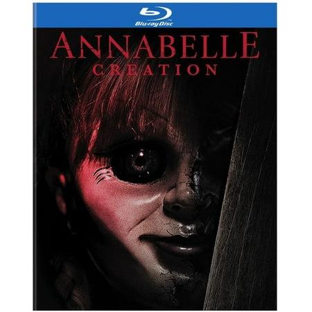 Annabelle: Creation (Blu-ray + DVD + Digital Copy)