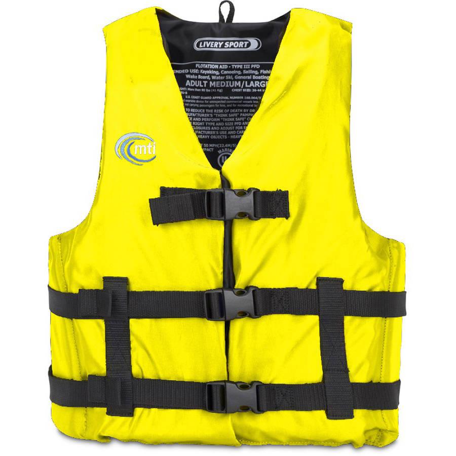 MTI Livery Life Jacket