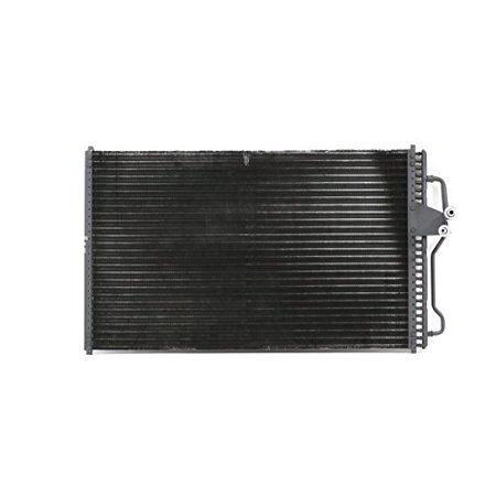 A-C Condenser - Pacific Best Inc For/Fit 4340 92-94 Ford Crown Victoria Grand Marquis Town