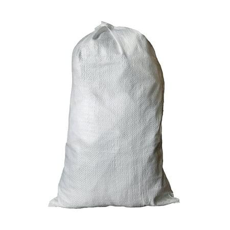 "BISupply | Polypropylene Sandbags – Empty Sand Bags, 14"" x 26"" Inch"