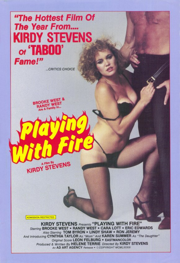 Playing With Fire Poster Movie Mini Promo