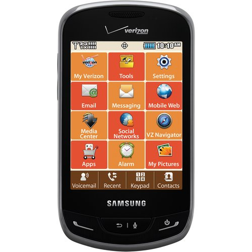 Samsung Brightside Cell Phone