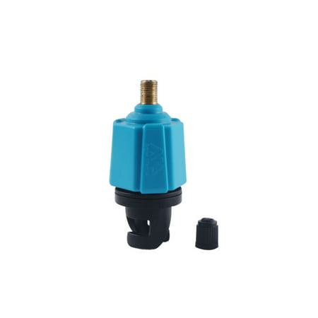 Inflatable Boat Air Valve Adaptor Sup Board Stand Up Paddle Board Kayak Accessory](sup paddle handle grip)