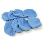 WEN 5-Inch to 6-Inch Premium Microfiber Car Polishing Bonnets, 8 Pack