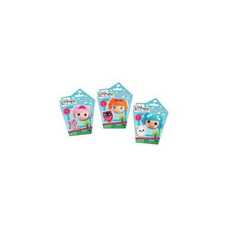 Fashion Angels Enterprises Lalaloopsy Puzzle Erasers