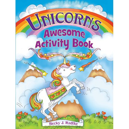 Unicorns Awesome Activity (Awesome Art Activities)