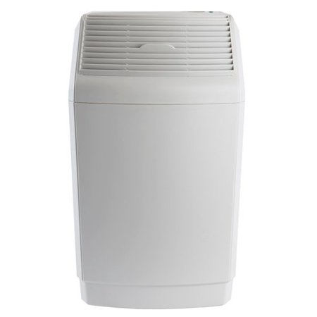 AIRCARE 831000 Space-Saver, White Whole House Evaporative Humidifier 2700 sq. ft ()