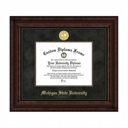 michigan state 85 x 11 executive diploma frame - Diploma Frames Walmart