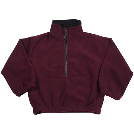 rifle kaynee kaynee - mens polar fleece 1/2 zip pullover top - 6 great colors - 30 day guarantee - free